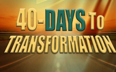 40-Days to Transformation Excellence©
