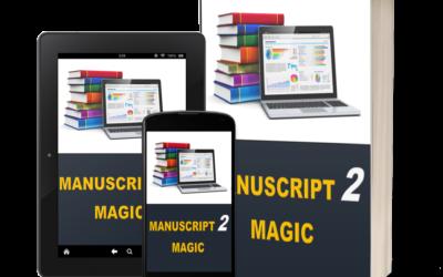 Manuscript to Magic™ Book Writing Sessions